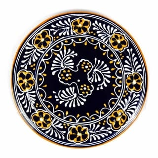 """Link to Handmade Pottery 8"""" Trivet or Wall Decor, Blue Similar Items in Cooking Essentials"""