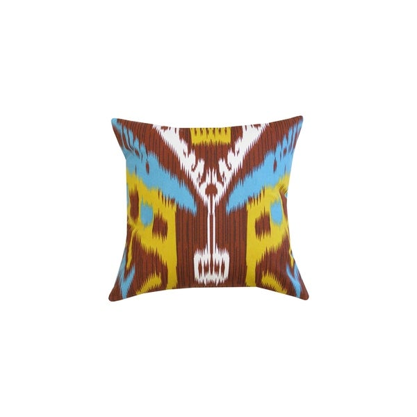 Divine Home Patterned Throw Pillow