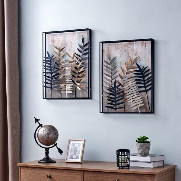 FirsTime & Co.® Fernwood Wall Decor Set