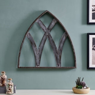 FirsTime & Co.® Shiloh Aged Arch Wall Plaque