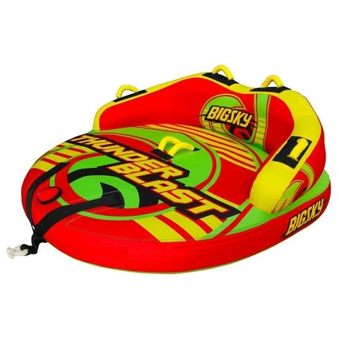 Big Sky Thunder Blast Towable Tube