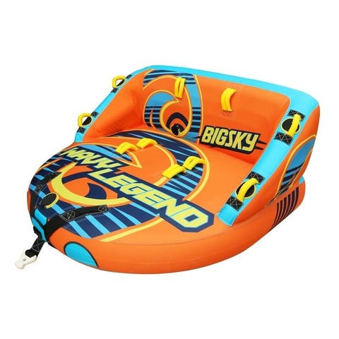 Big Sky Wavy Legend Towable Tube
