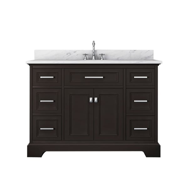 Furnishmore Pittsburgh 49-inch Bathroom Vanity