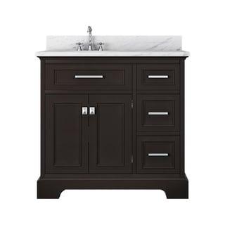 Pittsburgh 37 in Bathroom Vanity with Mirror