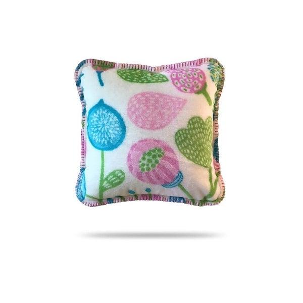 Denali Budding/Pink Pillow 18x18