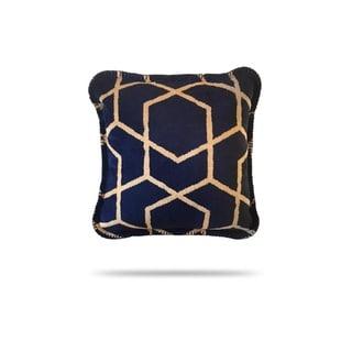 Denali Hexacubes/Wheat Pillow 18x18
