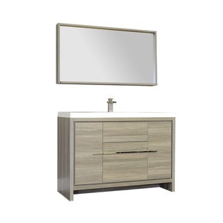 Greenville 48 inch Bathroom Vanity with Mirror