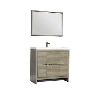 Greenville 36 inch Bathroom Vanity with Mirror