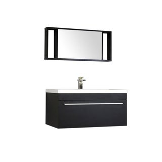 Greenville 36 inch Bathroom Vanity with Mirror