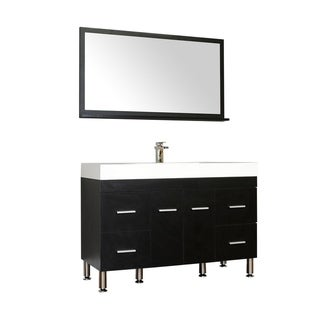 Greenville 47 inch Bathroom Vanity with Mirror