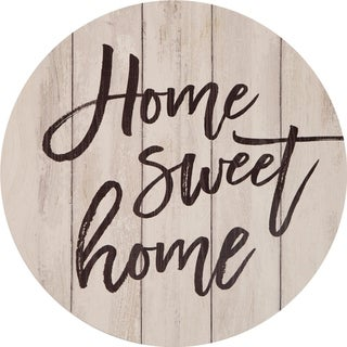 Home Sweet Home Oversized Décor