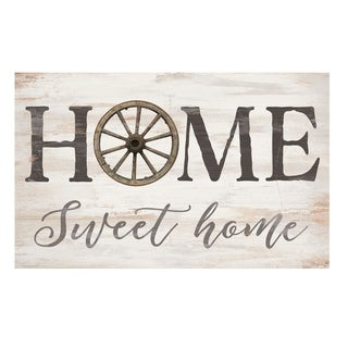 Home Sweet Home Pallet Décor