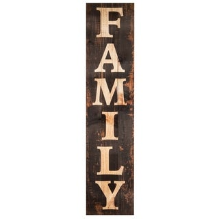 Family Pallet Décor
