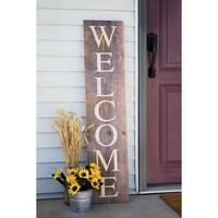 Welcome Pallet Décor