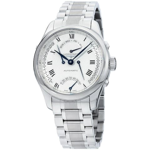 Longines Men's L2.715.4.71.6 'Master Collection' Stainless Steel Watch