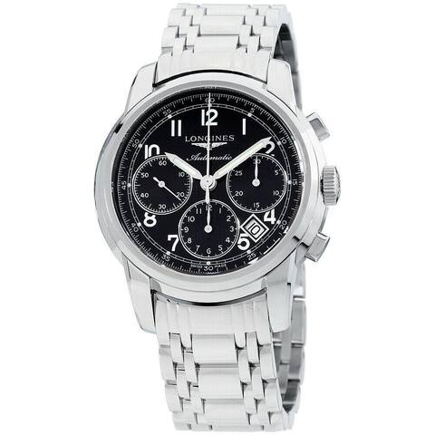 Longines Men's L2.752.4.53.6 'Saint-Imier Collection' Chronograph Stainless Steel Watch