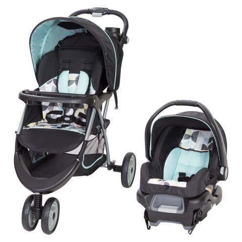 Baby Trend Ez Ride 5 Travel System,Doodle Dots