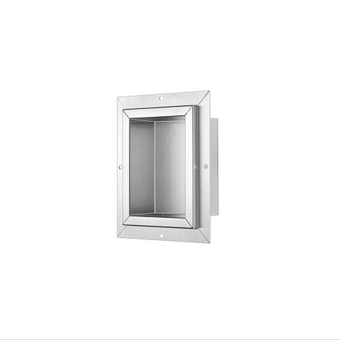 Dawn® Stainless Steel Finished Shower Niche Ready to install Waterproof