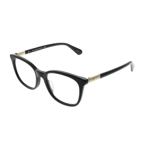 147f161c91d2 Kate Spade KS Jalisha 807 51mm Womens Black Frame Eyeglasses 51mm