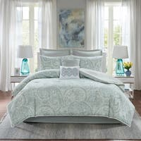 Comfort Spaces Noami 8 Piece Comforter Set