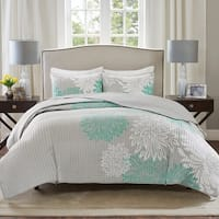 Comfort Spaces Gwen Reversible Coverlet Set 2-Color Option