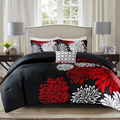 Comfort Spaces Gwen 5 Piece Comforter Set