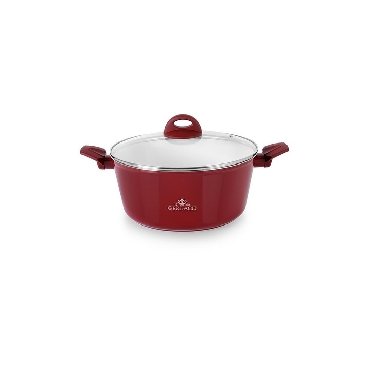 Harmonia Pot with a Lid 9.4