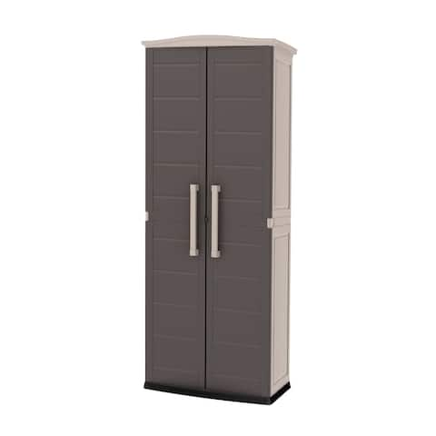 Keter Boston Tall Storage Utility Cabinet