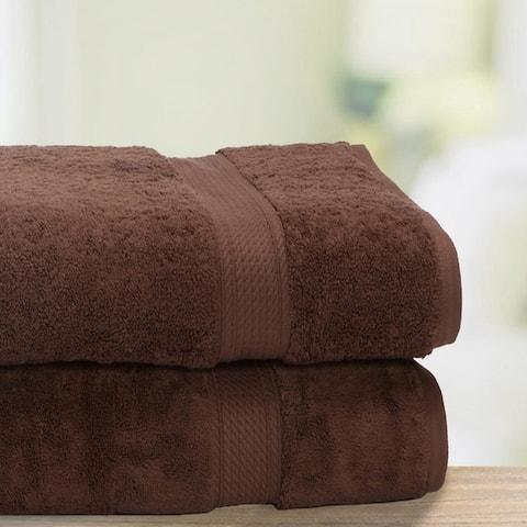 Kotter Home 2-Piece Egyptian Cotton Bath Towel Set