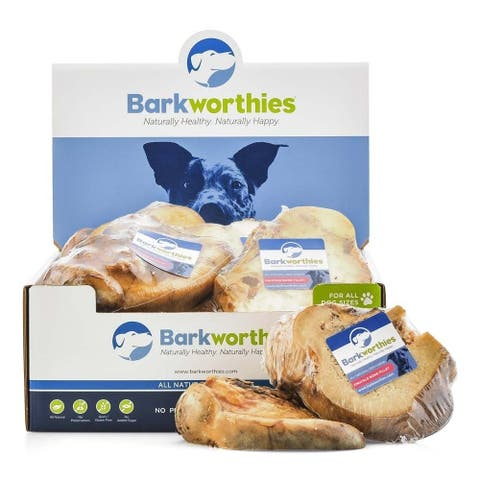 Barkworthies Knuckle Bone Fillet (Small Bone Box)(SW) Sold As Whole Case Of: 20 - Small