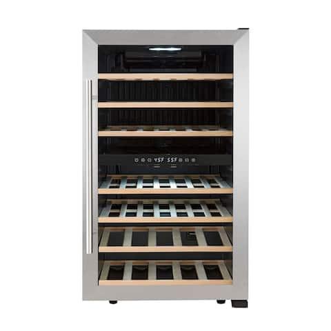 Kalorik 43 Bottle Wine Cooler - Black