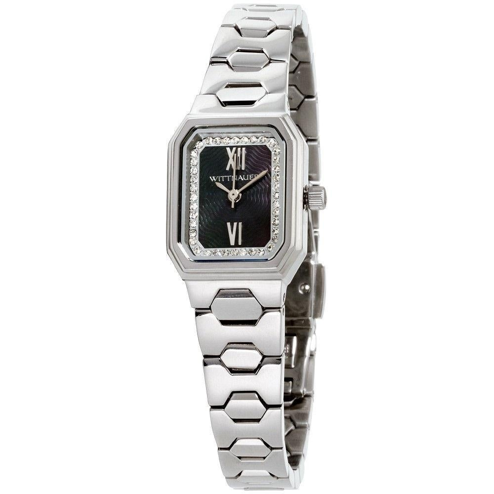 Wittnauer Women's WN4050 'Madelyn' Stainless Steel Watch