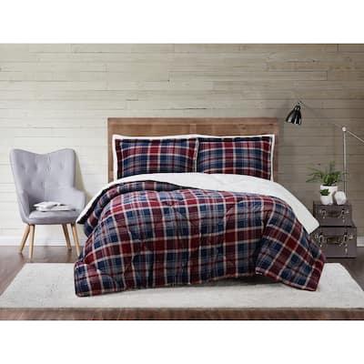 Carbon Loft Martel Cuddle Warmth 3-piece Comforter Set