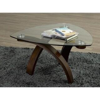 Houston Coffee Table, Dark Walnut