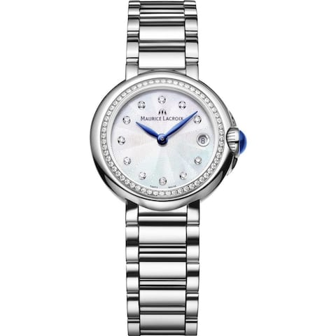 Maurice Lacroix Women's FA1003-SD502-170 'Fiaba' Stainless Steel Watch