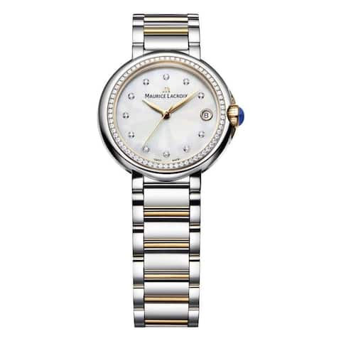 Maurice Lacroix Women's FA1004-PVP23-170 'Fiaba' Two-Tone Stainless Steel Watch