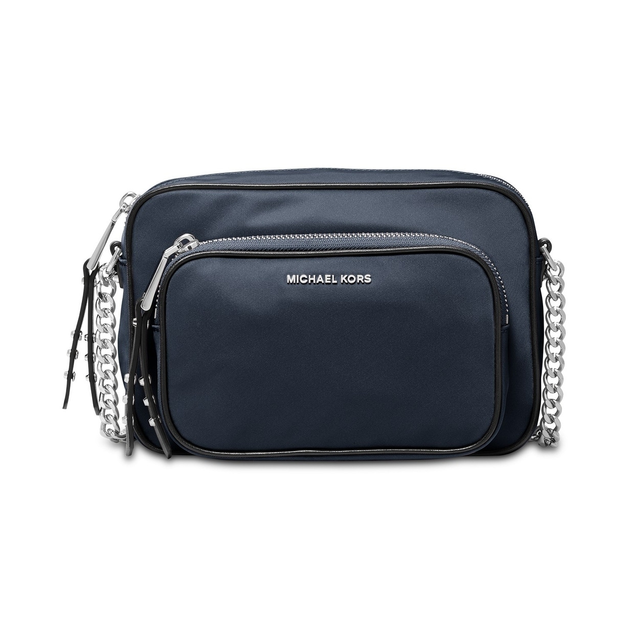 Michael Kors Leila Nylon Camera Bag: : Schuhe