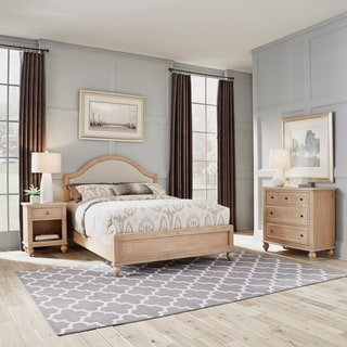 Cambridge Queen Bed, Chest, & Night Stand