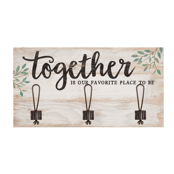 Together Is Our Favorite Place To Be Functional Décor