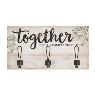 Together Is Our Favorite Place To Be Functional Décor - N/A