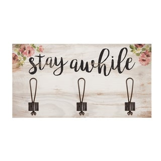 Stay Awhile Functional Décor