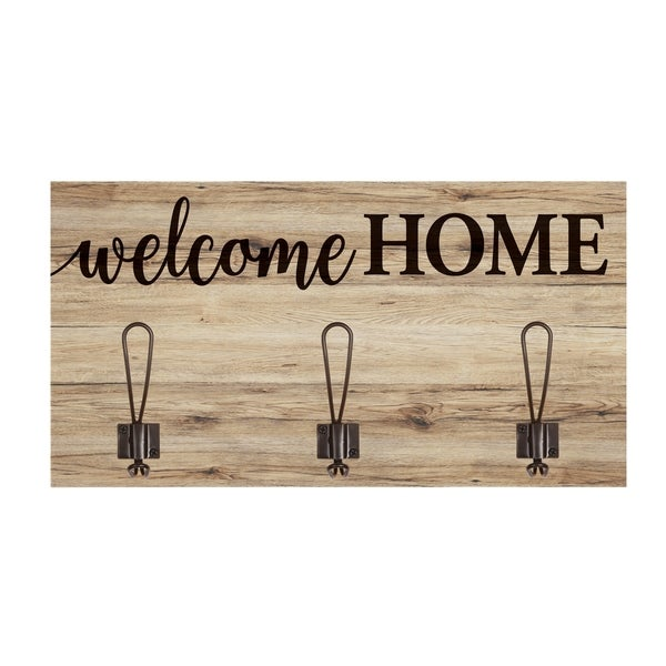 Welcome Home Functional Décor