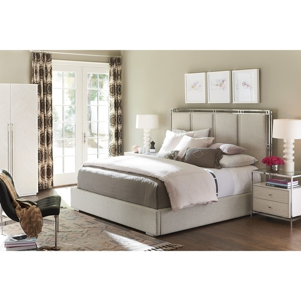 Shop Paradox Upholstered Bed Free Shipping Today