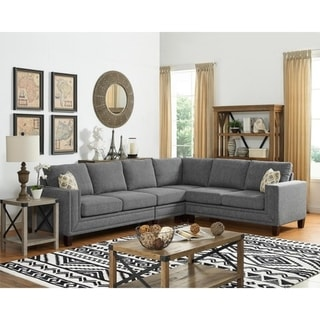 Copper Grove Savigny Reversible Sectional Sofa
