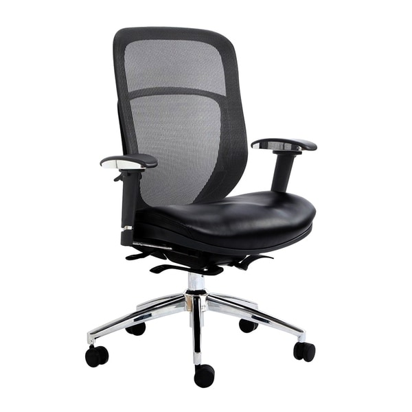 Ergonomic Mesh Task Office Chair with adjustable lumbar support