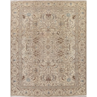 "Gracewood Hollow Guy Hand-knotted Wool Persian Area Rug - 12'4"" x 9'1"""