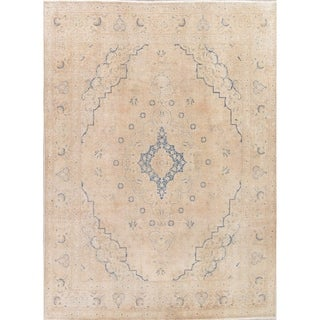 "Gracewood Hollow Byron Hand-knotted Distressed Wool Persian Area Rug - 10'11"" x 8'0"""