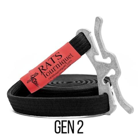 RATS Rapid Application Tourniquet System - Gen 2 - Black