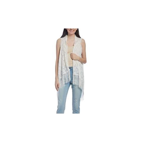 Lightweight Top Viscose Floral Lace Summer Tops Vest for Women
