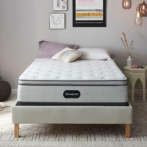 Beautyrest BR800 13-inch Plush Pillow Top Mattress